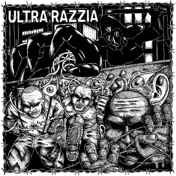 "Ultra Razzia -  s/t 12""LP"