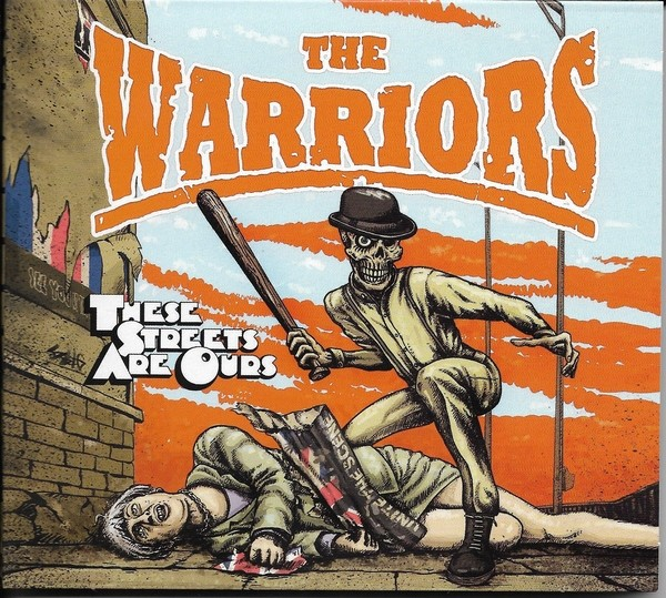 Warriors,The ‎- The Streets Are Ours CD