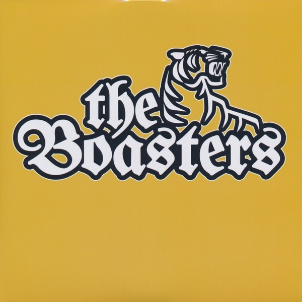 """The Boasters - s/t - 7""""EP"""