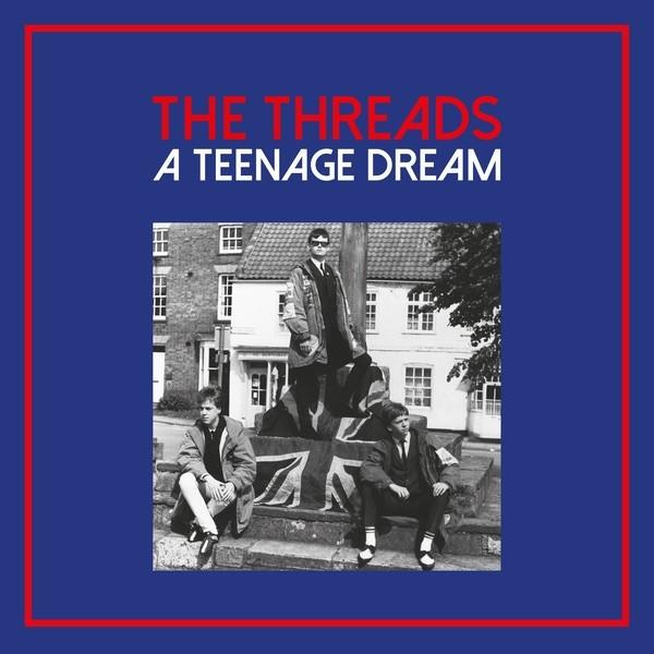 "The Threads - A Teenage Dream 3x12""GF-LP lim.200 black +Poster"