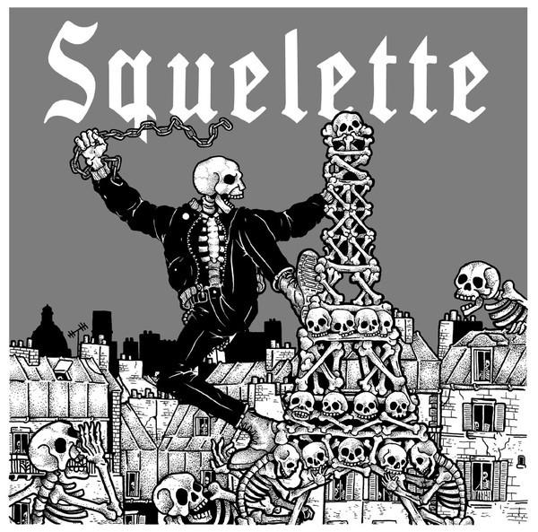"Squelette - s/t 7""EP"