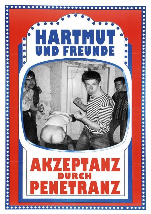 Hartmut und Freunde - Akzeptanz durch Penetranz Tape+dickes Insert!