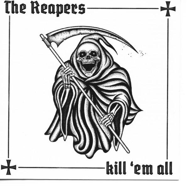 Reapers, The - Kill 'em all  - CD incl. Bonustracks