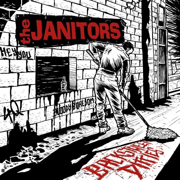 Janitors, The - Backstreet Ditties - CD