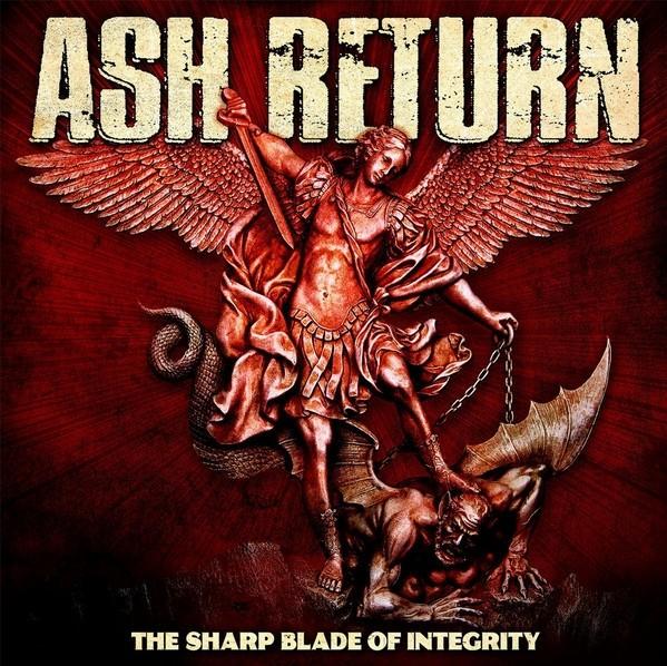 "Ash Return - The Sharp Blade Of Integrity 12""LP lim.red"
