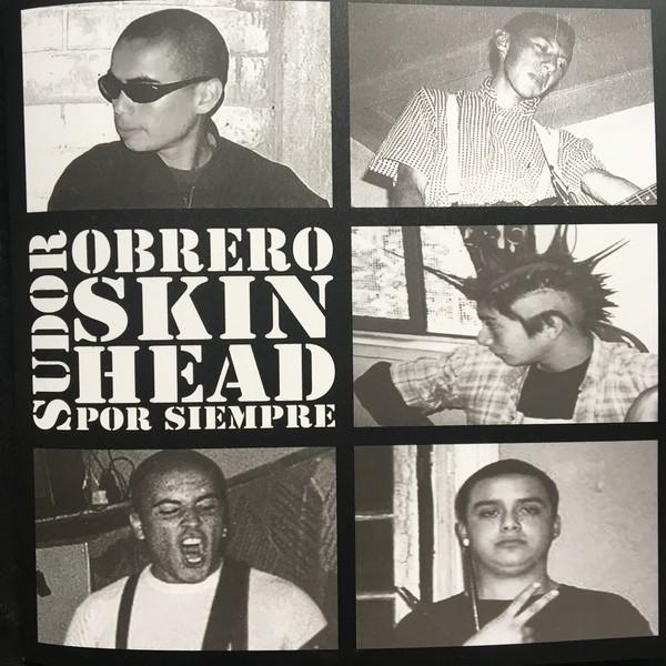 """Sudor Obrero - Skinhead Por Siempre 7""""EP lim.322"""