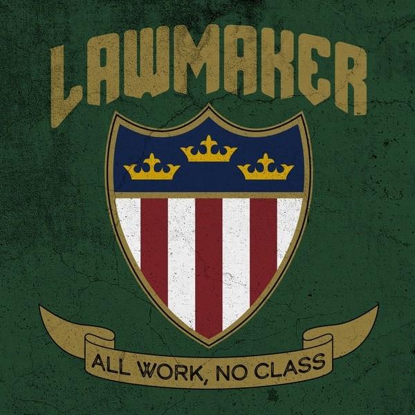 """Lawmaker - """"All work, No Class"""" 12""""LP lim.300"""
