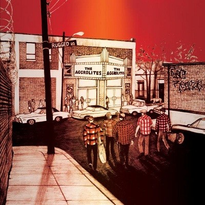 Aggrolites,the – Rugged Road - CD