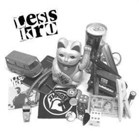"Less Kro - ""Voyager / Reisen"" 7""EP"