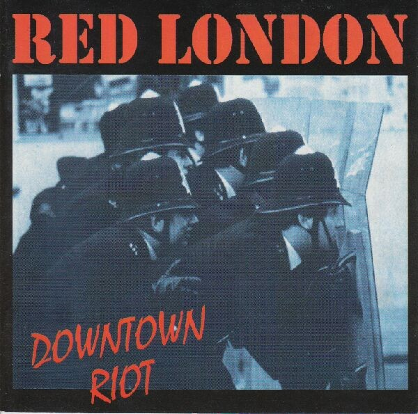 Red London ‎- Downtown Riot MCD
