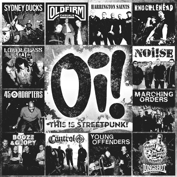 """V/A - Oi! This Is Streetpunk Volume One - 11""""LP"""