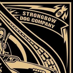 V/A Strongbow/Dog Company - Split 7'EP Green Splatter