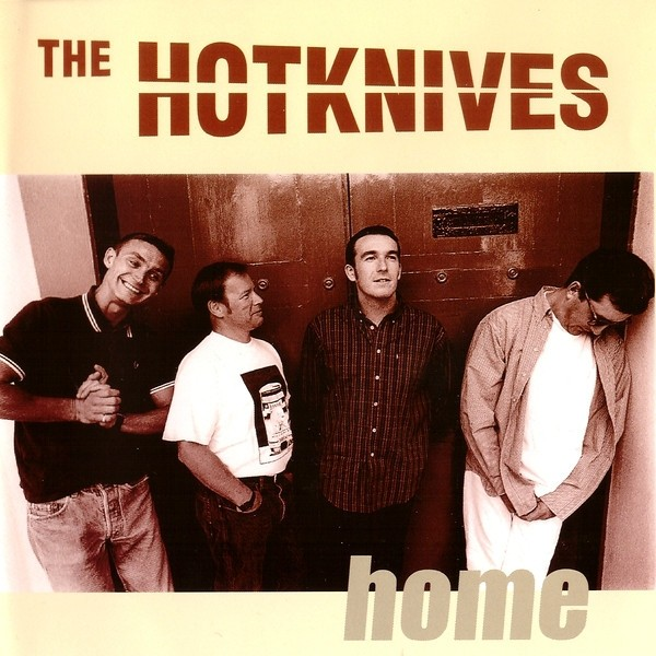 "Hotknives - Home 12""LP lim. black vinyl"