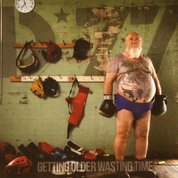 Decreto 77 ‎- Getting Older Wasting Time Digipack CD