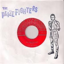 "The Prizefighters ‎- No Use Crying / Night Breeze 7""EP"