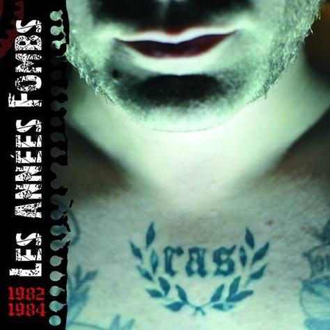R.A.S. - Les Années Fombs 1982-1984 - CD compilation