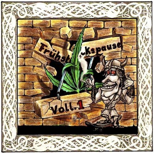"Frühstückspause - Voll. 1 - 12""LP lim.250+download"