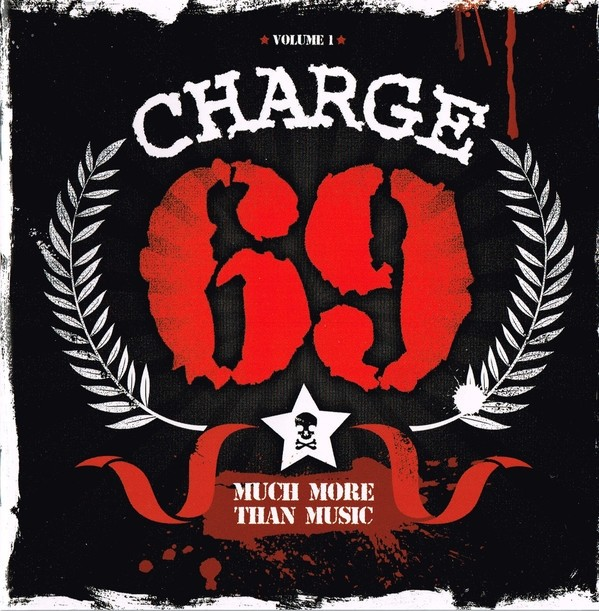 "Charge 69 ‎- Much More Than Music (Volume 1) 12""LP+CD lim. red colored"