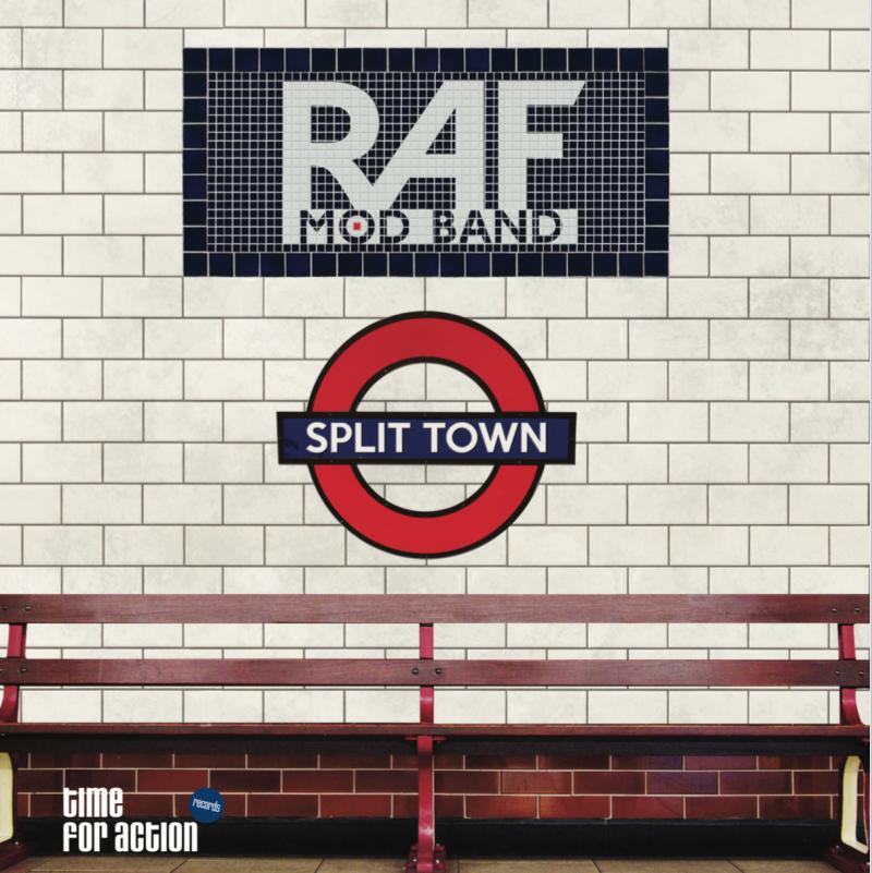 """RAF - Split Town 12""""LP"""