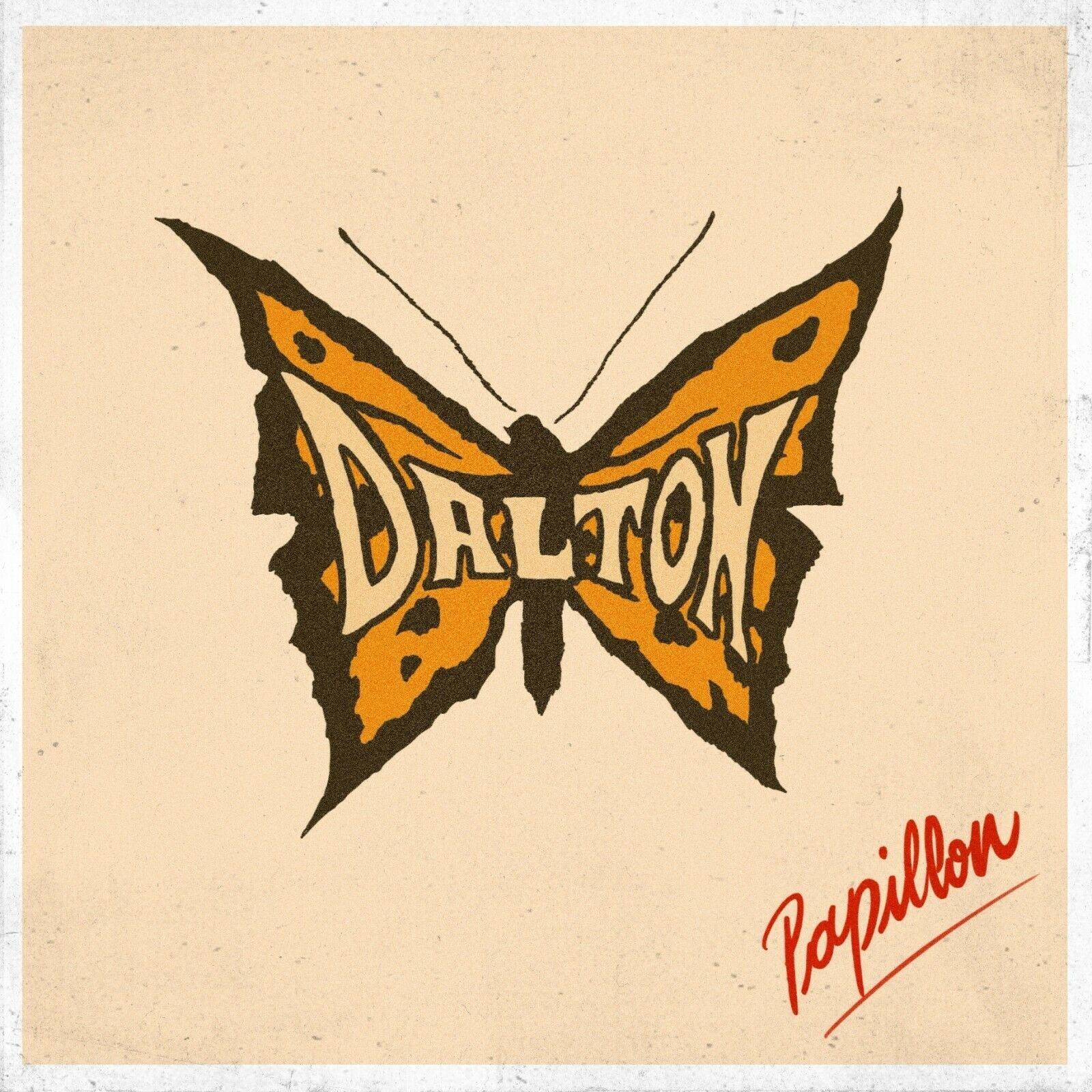 "Dalton - ""Papillon"" 12""LP+CD"