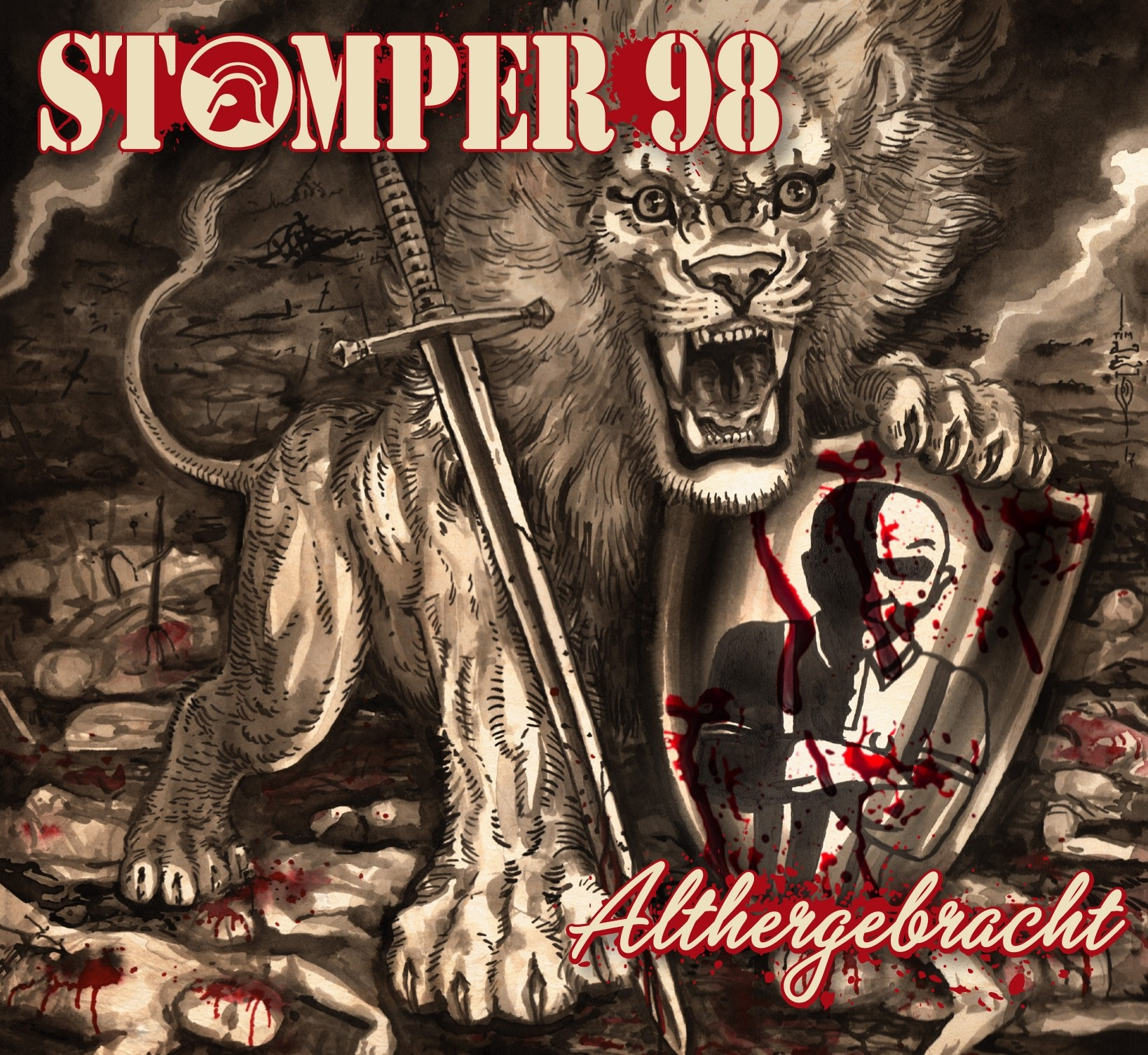 Stomper 98 - Althergebracht Digipack-CD