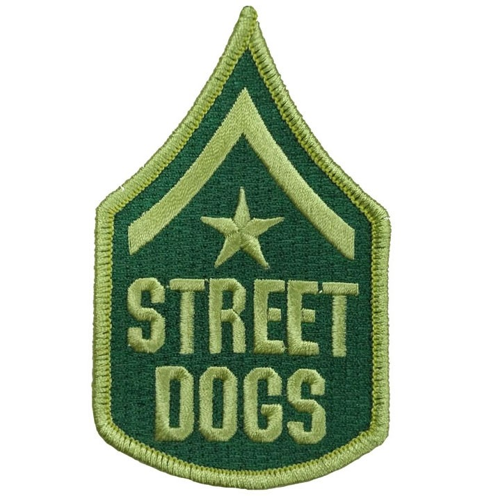 Patch - Street Dogs