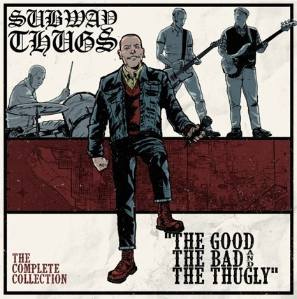 "Subway Thugs - ""The good, the bad and the thugly - The complete collection"" CD"