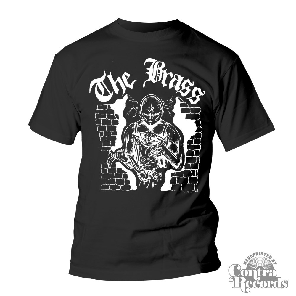 Brass,The - Skinhead T-Shirt Black
