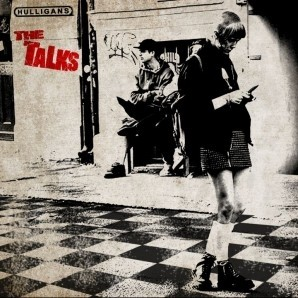 "The Talks ‎– Hulligans - 12""LP"