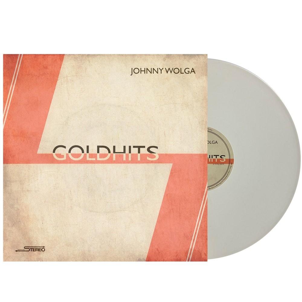 "Johnny Wolga - Goldhits 12""GF-LP incl. board game lim. 100 white"