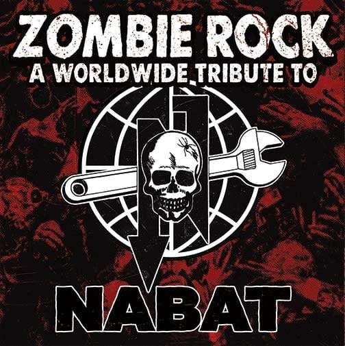 "Zombie Rock - A Worldwide Tribute to NABAT - 12""LP"
