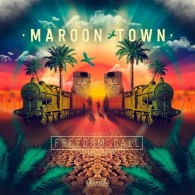 "Maroon Town ‎- Freedom Call 12""LP"