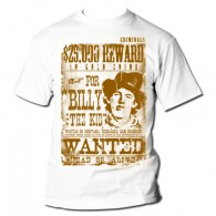 Criminals - Billy the Kid - T-Shirt