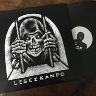 """Legez Kanpo - Actitud y ruido 12""""LP"""