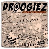 "Droogiez - Struggle for Existence 10""LP lim.100 black"