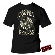 Contra Records - Old Scool - T-Shirt
