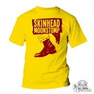 Skinhead Moonstomp - T- Shirt yellow