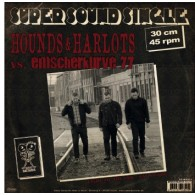 "V/A Hounds& Harlots/ Emscherkurve77-Split 12""LP Super Sound"