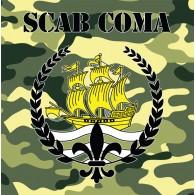 Scab Coma - same - splattered 7`EP lim.100