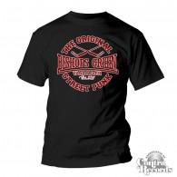 Bishops Green - T- Shirt Black