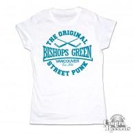 Bishops Green - Girl Shirt white-XL (last size!)