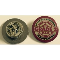 Metall-pin - Grade 2