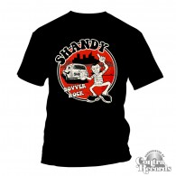 Shandy - Bovver Rock - T-Shirt black