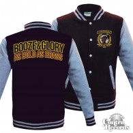 Booze & Glory - Varsity Jacket (last sizes!)