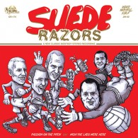 "SUEDE RAZORS -""Passion On the Pitch""-7""EP, lim.black"