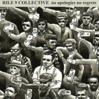 """RILE 9-COLLECTIVE NO APOLOGIES NO REGRETS-lim.red 200 7""""EP"""