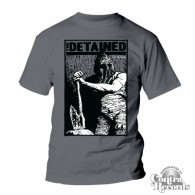 "DETAINED,THE - ""IRON & BLOOD"" - T-Shirt (last size"