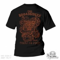 Broadsiders,the - texasstyle - T-Shirt black