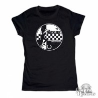 Hacklers, the - Irish Rudeboy - Girl-Shirt black