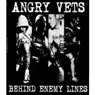 """Angry Vets - Behind Enemy Lines 12""""LP lim. 100Black"""